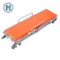 Medical Hospital Patient Trolley