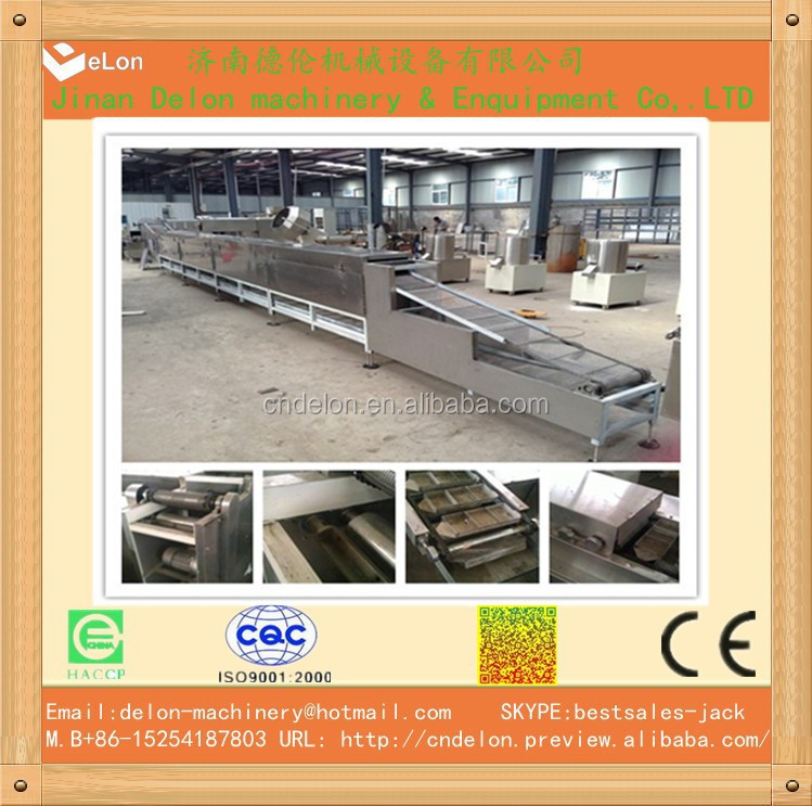 fried machine/noodle line/automatic instant noodle machine