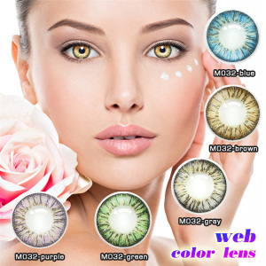 Clear color contacts wholesale natural contact lenses new style color contact lens