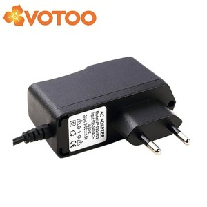 Power Source 9V 1A AC DC adapter for CCTV Security