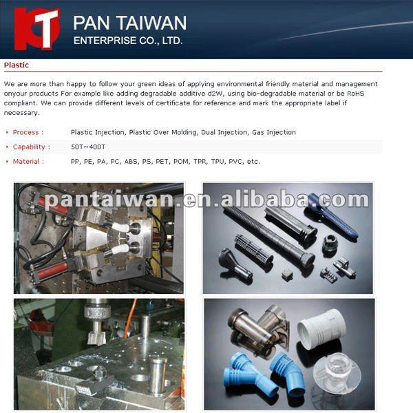 Rubber Injection part