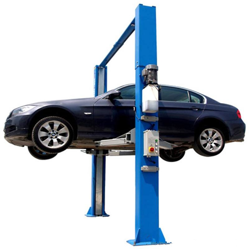 China New Design Car Hydraulic Jack 2 Post Car Lift