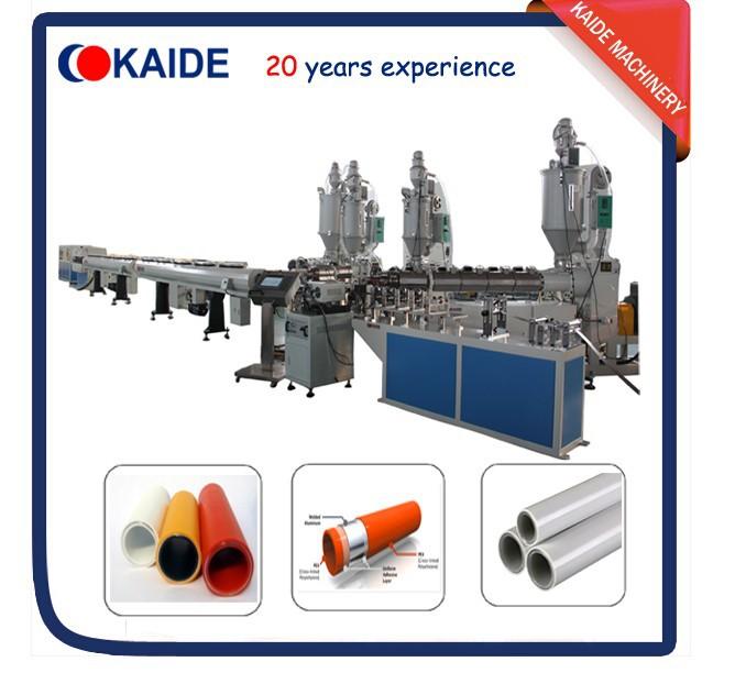 Aluminum Plastic Composite Pipe Pex-al-pex Extrusion Machine ...