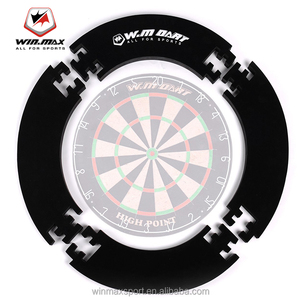 hot selling 18 inch bristle darts surround EVA dartboard wall protector