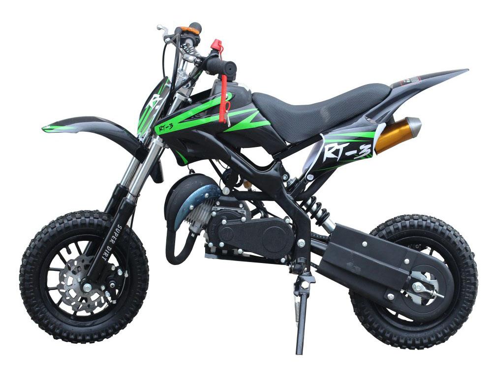 Kids Kawasaki Dirt Bike