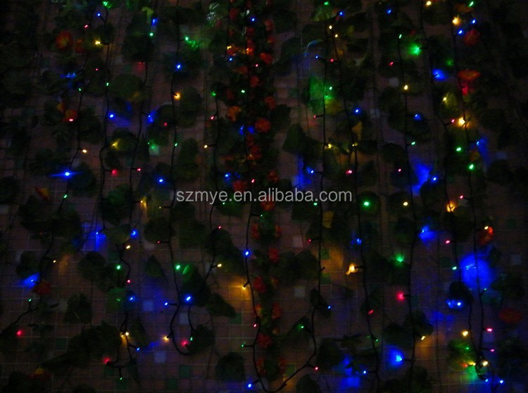 Solar String Lights For Palm Trees : Solar 200leds 5v Flash Palm Outdoor Courtyard Angel Colorful Decoration Hanging Tree String ...