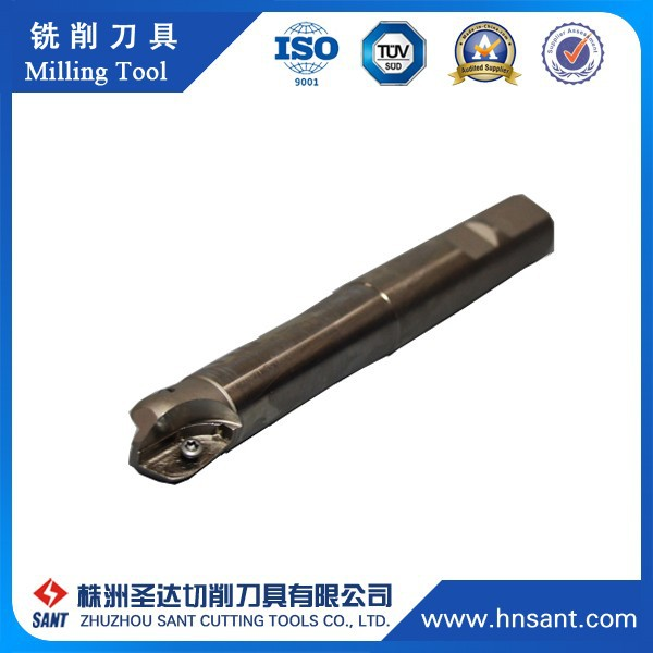High Precision CNC Indexable Cutters Profile Milling