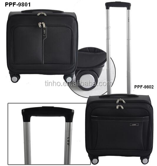 Laptop Computer With Wheels Pp Bag Mobile Office Luggage Four