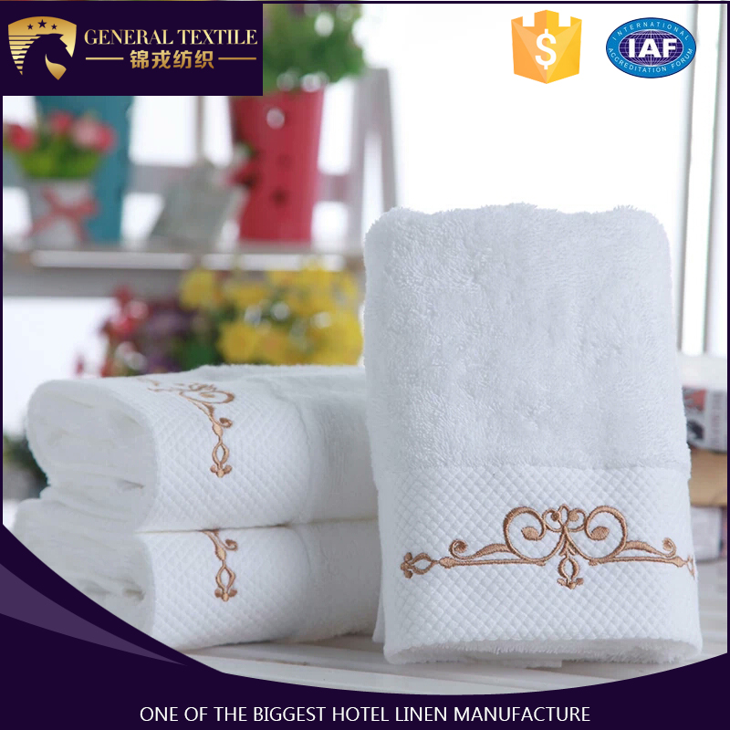 High quality wholesale 5 star luxury 100% cotton hotel custom hand towel