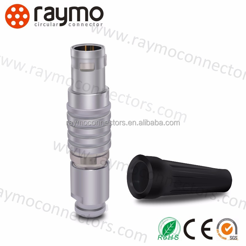 compatible FGG 1B 12 pin plug push pull electronic connector