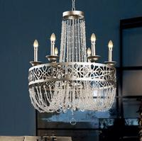 Luxury classical European candlestick big size crystal chandelier 15-D6072-6