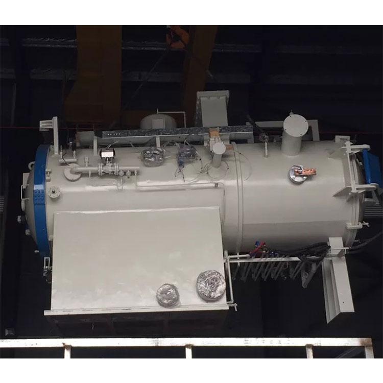 Doppel Kammer Öl Abschrecken Gas Kühlung Vakuum Wärme Behandlung Ofen