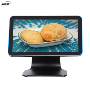 Hot sale 15.6 inch touch screen a cash register pc single screen pos