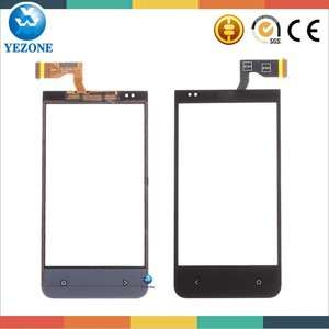 Original New Touch Screen Digitizer Replacement For HTC Desire 300 Zara Mini, Front Glass Touch Display Panel For HTC Desire 300