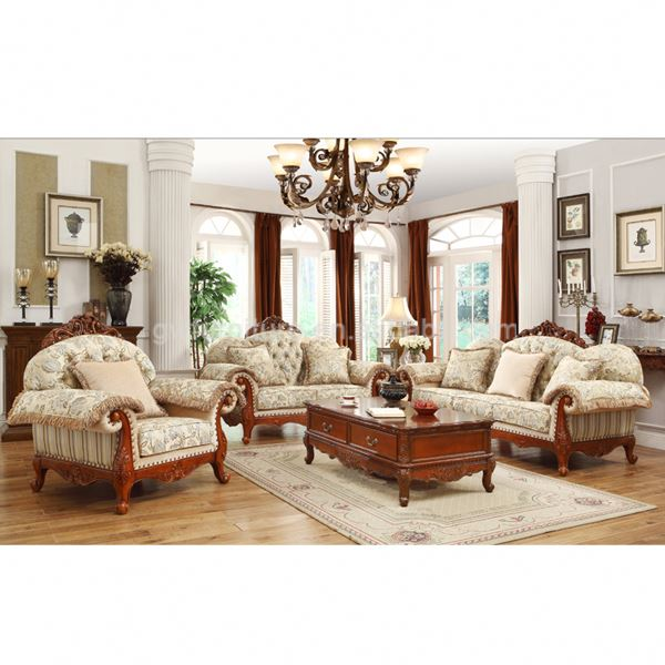 French Provincial Living Room Furniture - Buy French Provincial Living Room  Furniture,Corduroy Fabric Sectional Sofa,Classic Italian Furniture Product  ...