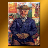 Wholesale Handmade Old People Paintings Of Famous Artist