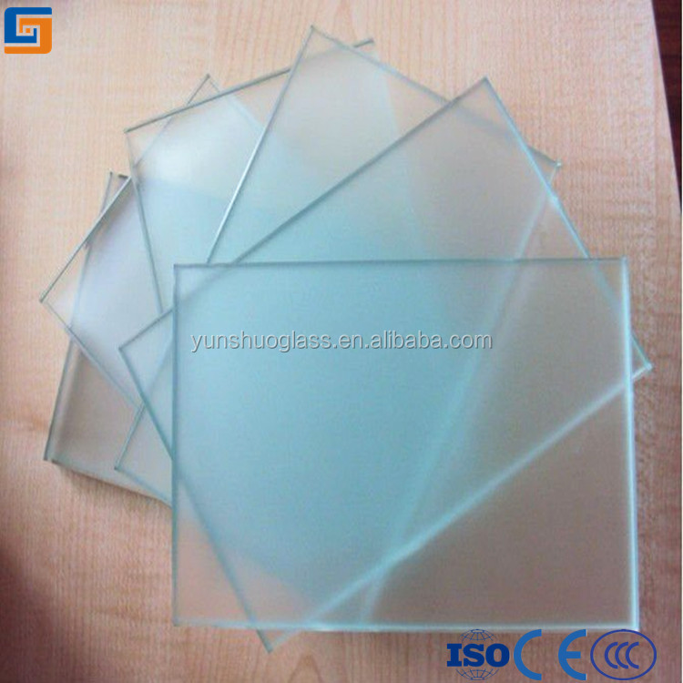 3mm, 4mm, 5mm, 6mm, 8mm, 10mm, 12mm Frosted Glass/Acid Etched Glass/Sand Blasted Glass