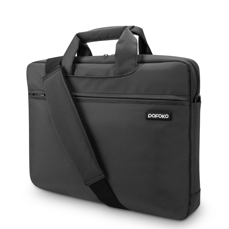 Get Quotations Pofoko Designer Waterproof 13 14 15 3 6 Inch Notebook Computer Laptop Bag For Men Women
