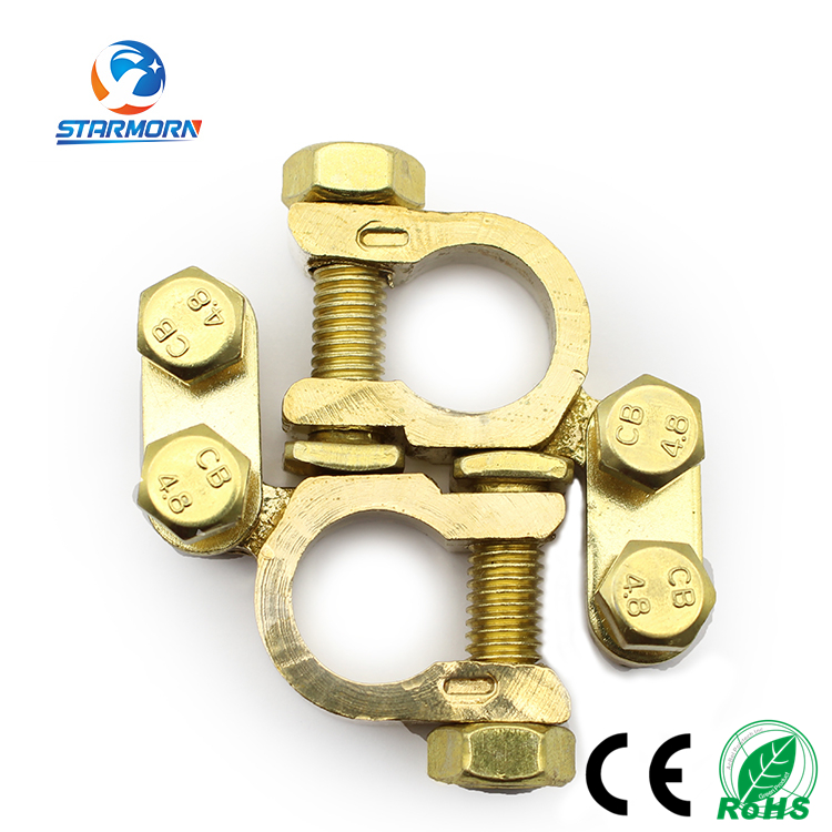 Post type battery terminal clips clamps connectors for auto car parts