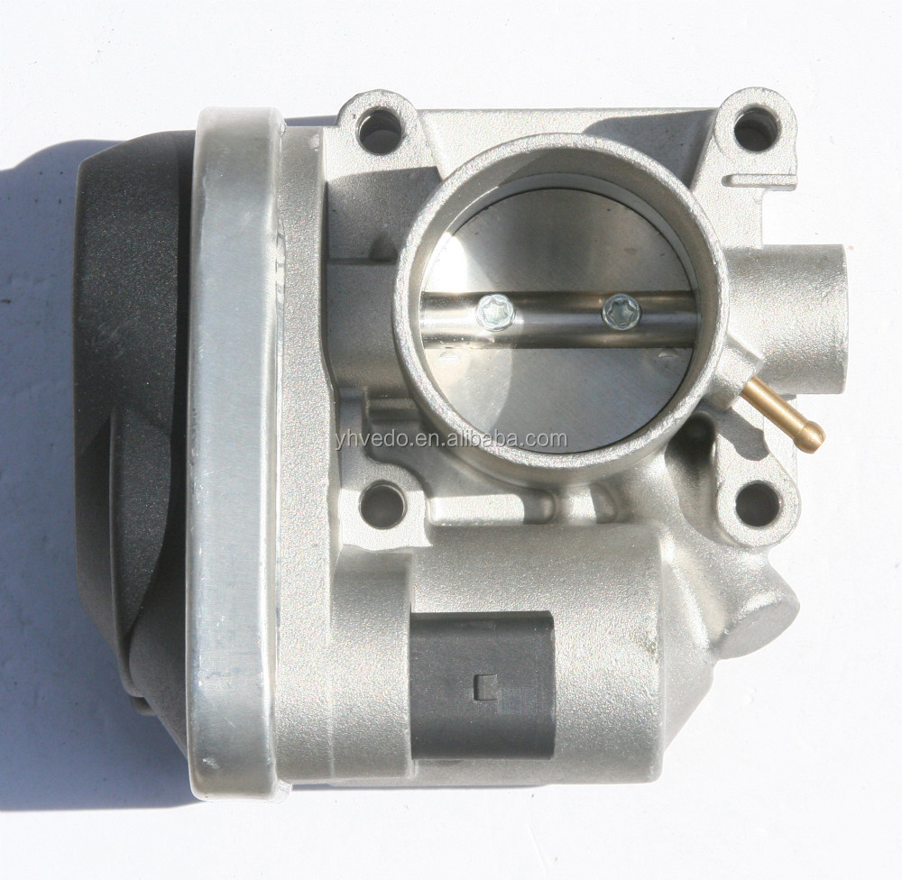 Gol Fox 1.0 Flex Throttle Body 030133062D The most popular For South America Brasil Market 1 Year Guarantee