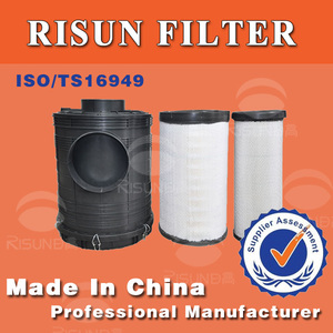 Air filter plastic housing for truck tractor M5 OEM service plant