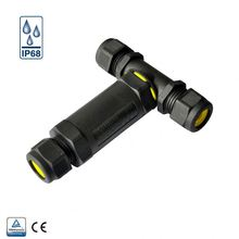 91070 Impermeable Cable Eléctrico Cable de $ number pines, Conector de $ Number Pines IP68 M22 * 1.5 Al Aire Libre AC/DC
