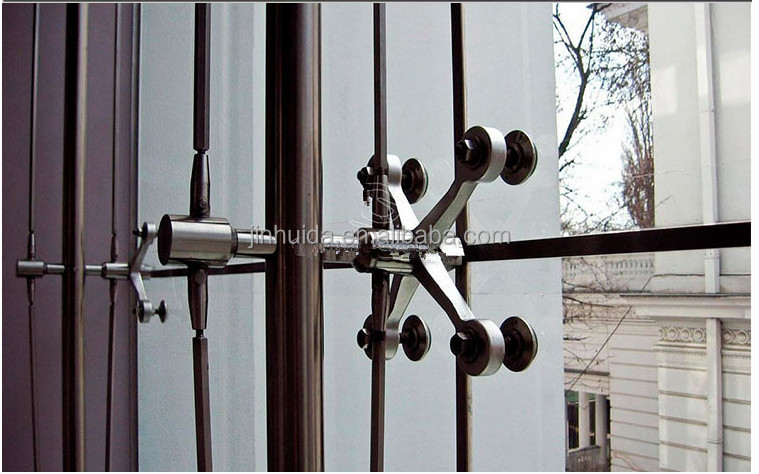 Spider Glass Wall : Spider clamps hardware products stainless steel curtain