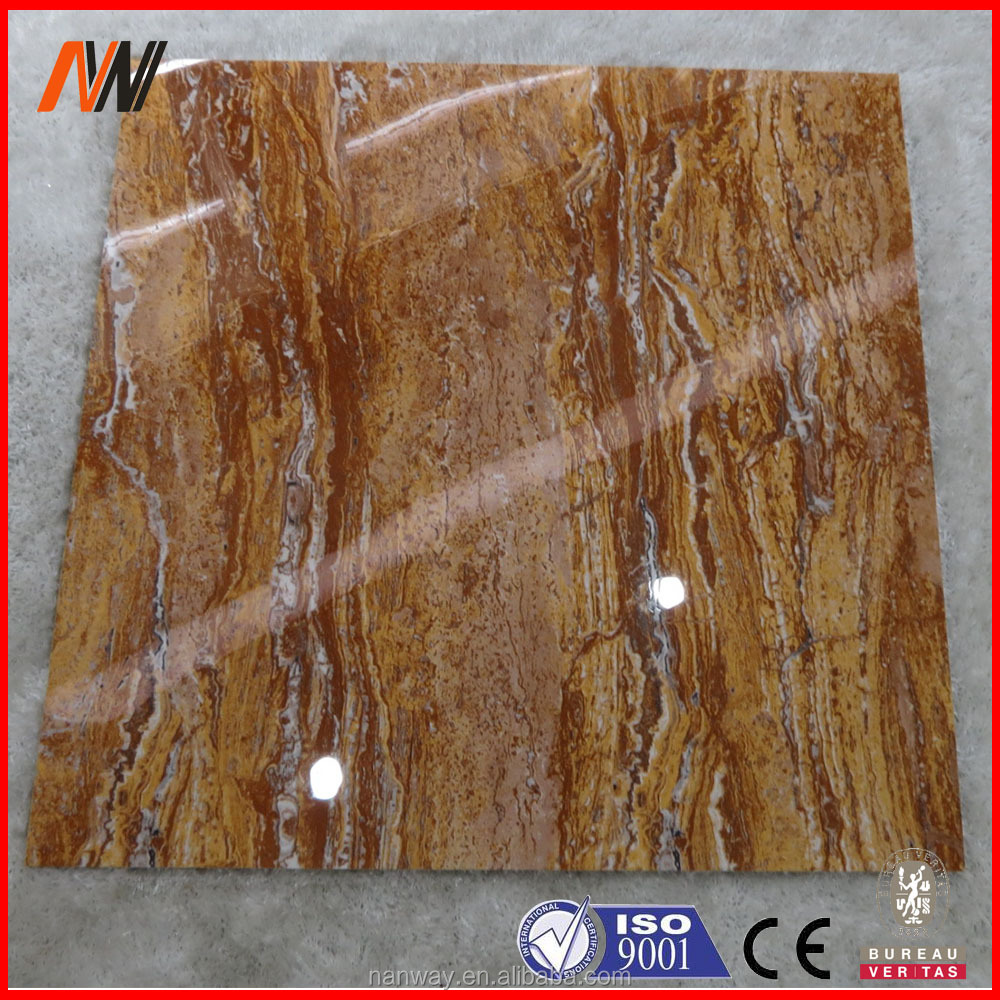 600*600cm French Golden Natural Marble Tiles