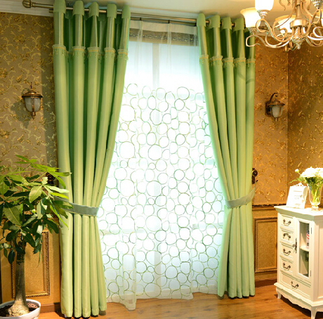 gr ne vorh nge im schlafzimmer kaufen billiggr ne vorh nge im schlafzimmer partien aus china. Black Bedroom Furniture Sets. Home Design Ideas