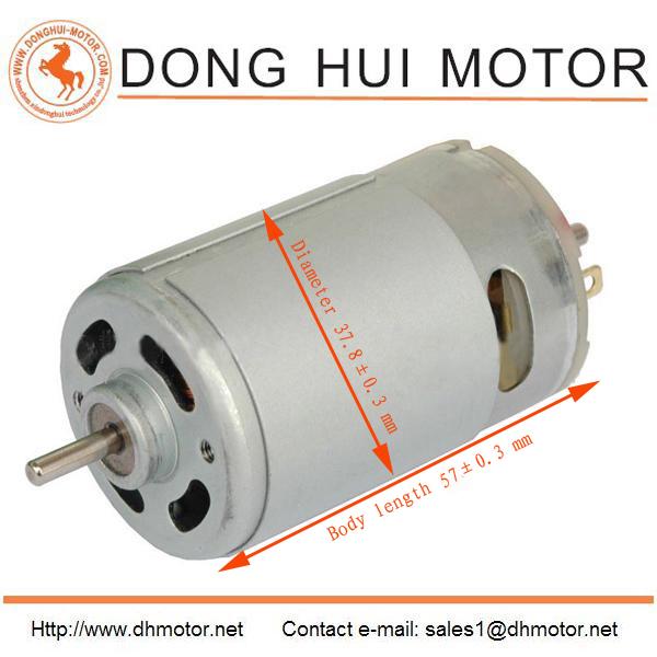 Wholesale 12v Dc Motor 550 Rpm 12v Dc Motor 550 Rpm