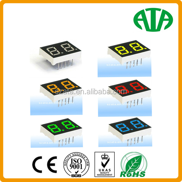 Rgb Color Mini 7 Segment Led Display For China Market Of ...