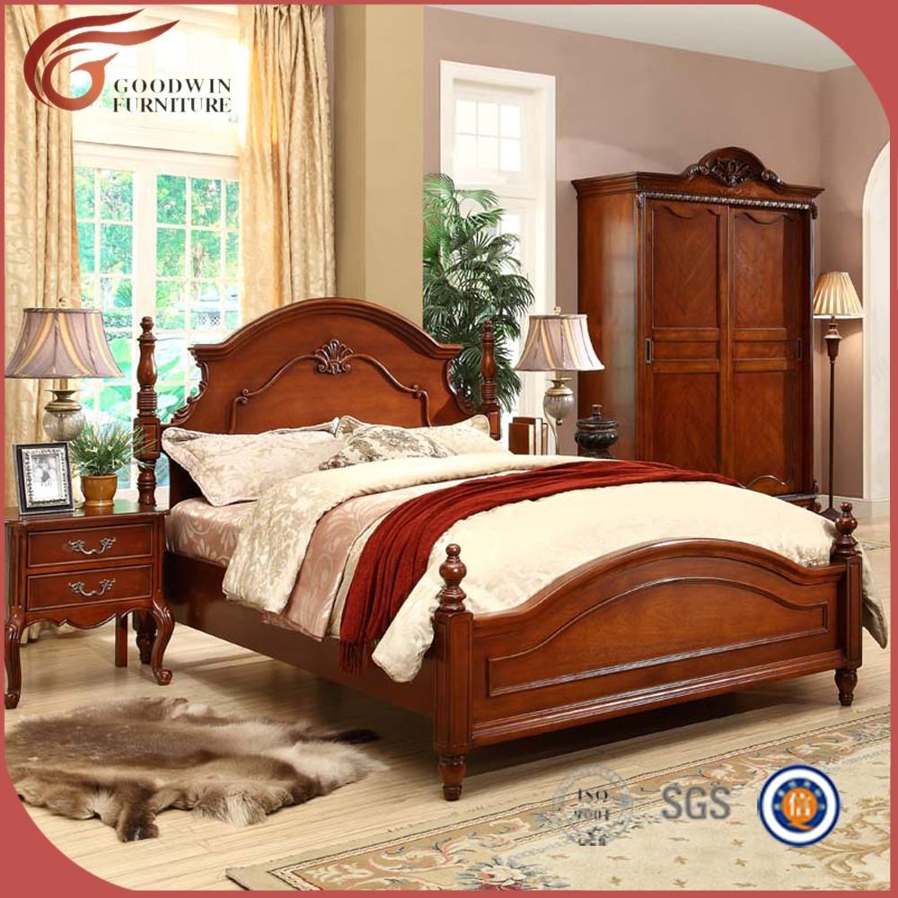 Amerikaanse kingsize slaapkamers, comfortabele luxe slaapkamer ...