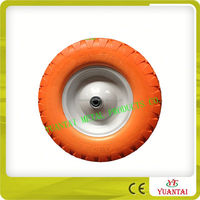 Solid Rubber Wheels Wheelbarrow tire