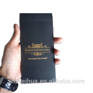 Outstanding Gold hot stamping full colour printed small Paper envelope