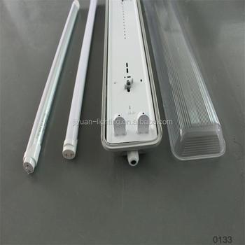 Vandal Proof Light Fixtures For 18w T8 Led Tube Light Series ...