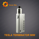 In stock Teslacigs Terminator 90W 80*36.5*22mm with competitive price sweden electronic cigarette Gold Vapor