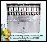 CE approved Ice Cube Machine Factory For European Union