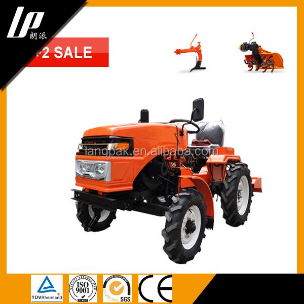 2016 China Latest Cheap15hp Small Tractor /mahindra Mini Tractor ...
