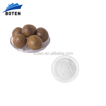 Manufactory Supply Luo Han Guo monk fruit extract powder