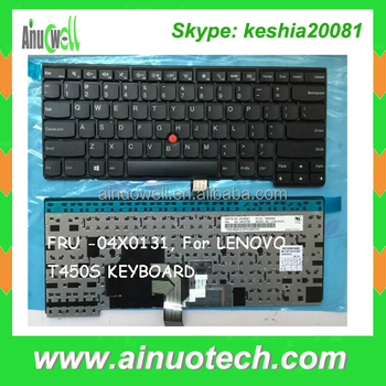 Us Laptop Keybord For Lenovo T450 T450s E431 T440 E440 L440 T440s