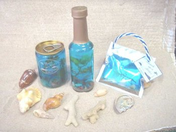Beach In A Bag/bottle/can & Glass - Buy Beach In A Bag/bottle/can ...