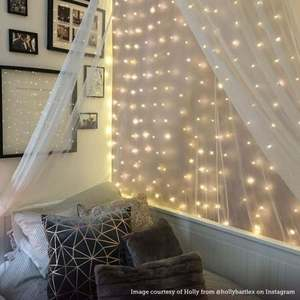 Top Quality Pretty Wedding Party Decoration Fairy Light Curtain