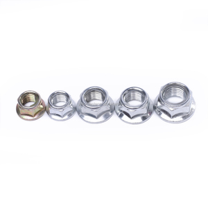 DIN6927 types of mechanical fasteners restoration hardware self locking nuts