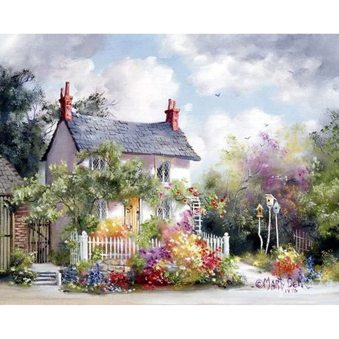 Popular Country Craft House-Buy Cheap Country Craft House