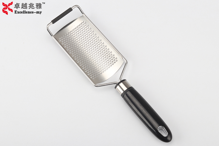 2018 Hot Sale Cooking Tools Kitchen Stainless Steel Razor-sharp Citrus Zester Grater
