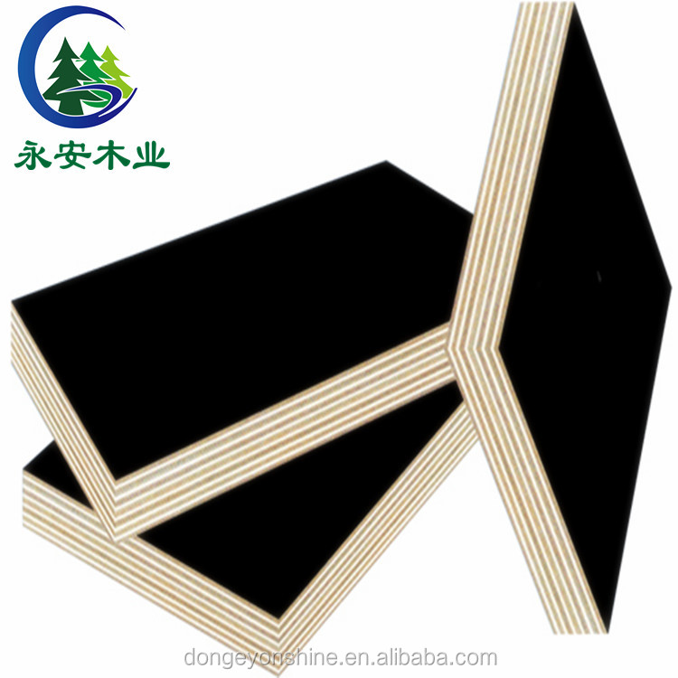 Outdoor first class film face plywood for construction material