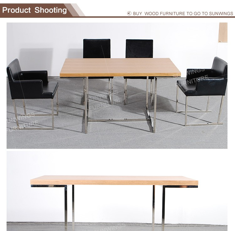 Stainless Steel Furniture And Compressed Wood Furniture