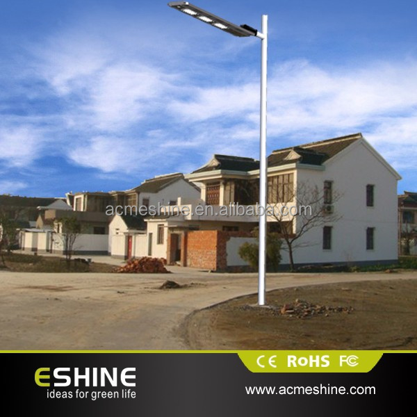 Hot Sale High Efficient Led Solar Street Lighting System