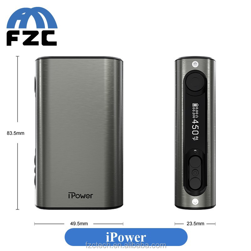 5000mah Eleaf Ipower Kit Ipower 80w Mod Vs Istick Pico Kit