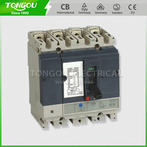 TOS2 NS series 250N mccb circuit breaker adjustable type